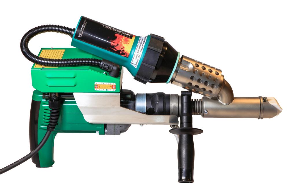 Extruder Welder model ExOn 1A MINI air CS 1.1kg output