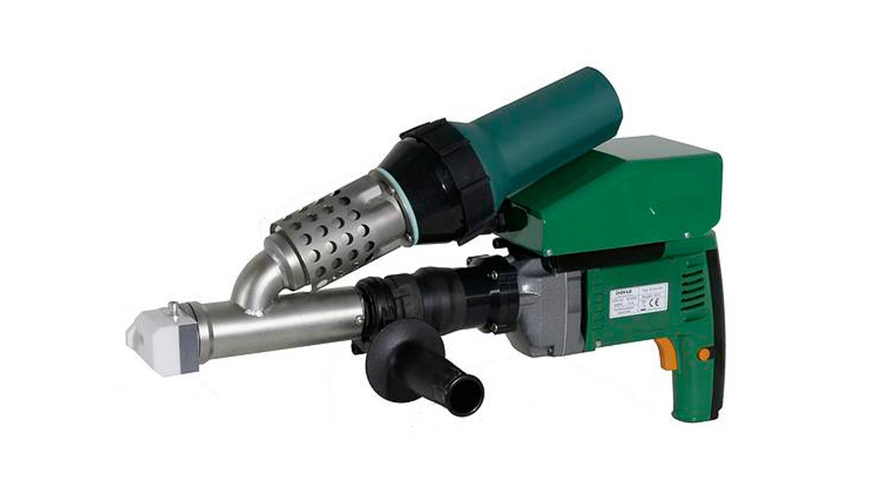 Extruder Welder model ExOn 2A (1507 CS) 1.7 kg output
