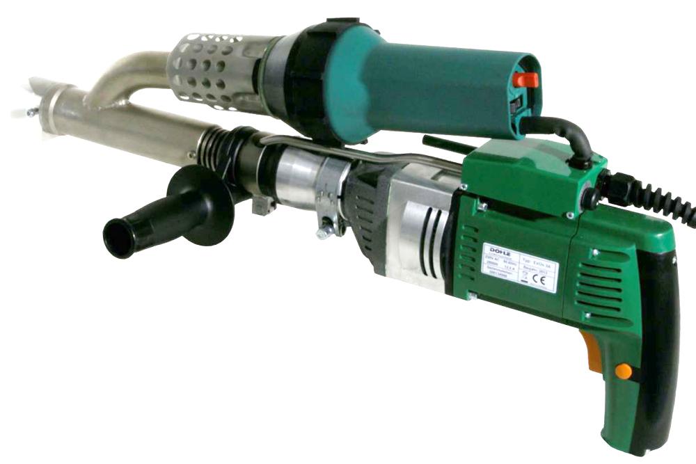 Extruder Welder model ExOn 3A  3kg output
