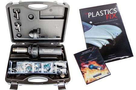 Techspan TE1600 Premium Fabrication Kit