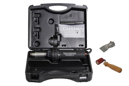 Techspan TE1600 Standard Tarps & Covers Kit